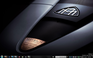 Maybach Desktop by MrSlowNiko