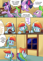 Riding the Storm Chapter 2 Page 3 by MartinHello