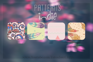 Patterns Indie' by FeerChyys