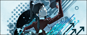 Korra Vector Signature by Sleepy-Tigerz