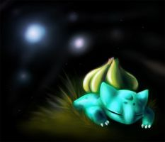 Bulbasaur by DanjiIsthmus