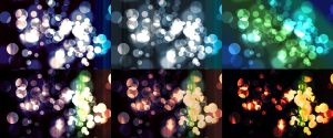 Bokeh Wallpapers by zerocustom1989