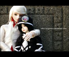BJD: Here Beside You by angstxiety