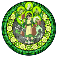 Toph :Station of Earthbending: by Xelku9