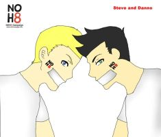 No H8- McDanno by ikriam