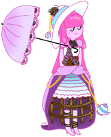 Steampunk Bubblegum by SoullessTeddybear