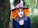 The Mad Hatter by Mana-Cosplay