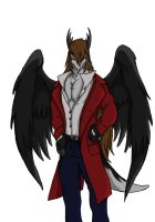 Bahamut-255 Full Body Colour by Bahamut-255