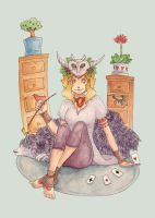 Sunday seance by Dryas-juas