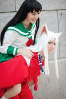 Lets go InuYasha by K-i-R-a-R-a