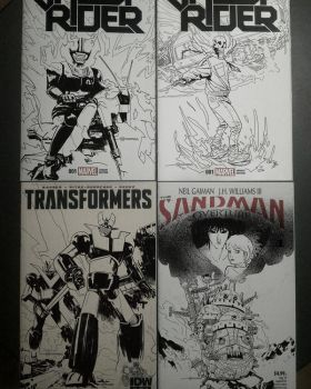 Sketch Covers for sale by mytymark