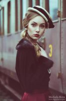 Young and Beautiful X by Michela-Riva