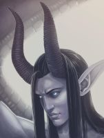 Incubus by cryptfever
