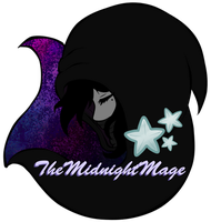 The Midnight Mage Logo by TheMidnightMage