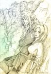Worlds apart by Sanzo-Sinclaire