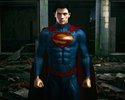 Superman 2.0 by Le-Arc-7thHeaven