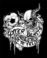 soccer beasts by skitdotterror