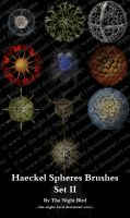 Haeckel Spheres Brushes 02 by the-night-bird