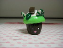 Cake in a Cup- Mint Chip by Hey-Jealousy