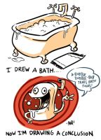 Can You Draw Me a Bath? by AndrewDickman