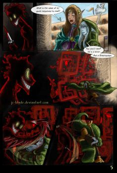 It's the Fear - Page 5 by JC-Blade