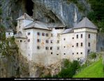 Nature Stock 006 - Castle by sabrine-nature-stock