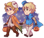 APH - Trick or Treat by say0ran