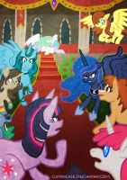 The Banquet by CuppaTease