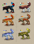 Wolf adopts by Cloud-Adopts