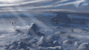 Edge of the Troposphere by Midiaou