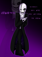 Dr. Gaster by YenriStar