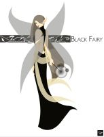 A black fairy by lsyw