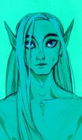 Teal by MistyTang