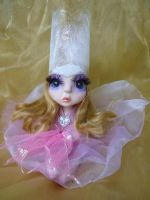 Glinda the cute witch from OZ by SoDarkSoCute