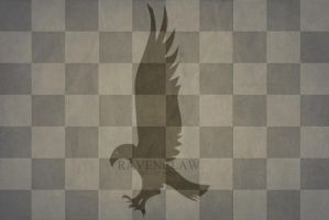 Ravenclaw House Wallpaper. by athenadeniise