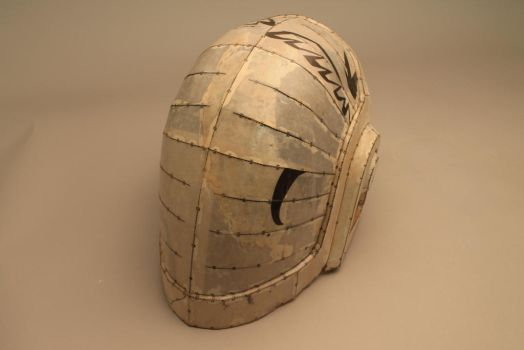 papered helm! by patchwork86