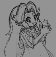 Malon [Sketch] by CheloStracks