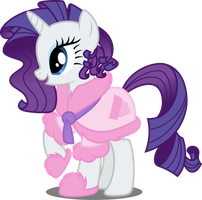 Vector #648 - Rarity #32 by DashieSparkle