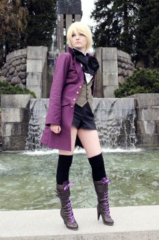 Alois Trancy by Anmanda