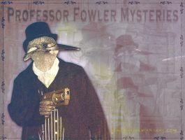 Prof Fowler by surlana