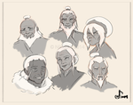 A bunch of old people by ShootingStar03