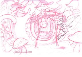 tink's home by briannacherrygarcia
