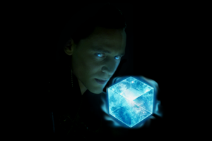 Loki's Tesseract by Narryaque