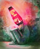 Lamp Head (animated .gif) by SuperPhazed