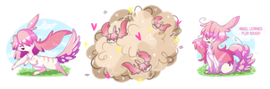 PKMNation :: Playing messes up your fur by CherryBuns
