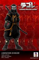SDL: Unknown Shinobi by Sketchfighter316