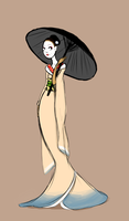 geisha. by Ask-Patch