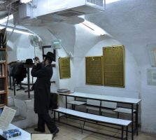 Tomb of the Prophet Samuel by dpt56