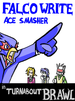 Falco Write Ace Smasher by Shydrake