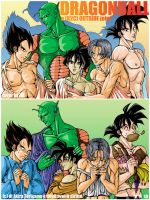 Too Much Old +DragonBallZ+ by LauraZel